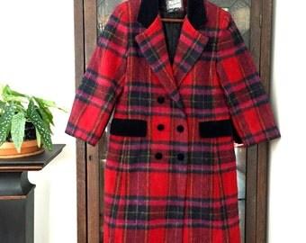 Vintage Rotschild coat