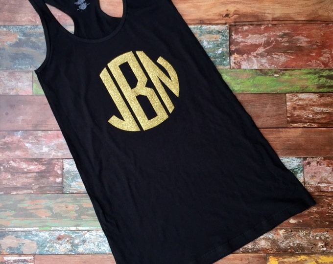 Monogrammed Swimsuit Coverup Monogrammed tank dress Monogrammed Gifts Bridesmaid Gifts Women Teens Beach cover up