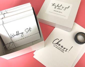 Time Capsule Wedding Gift