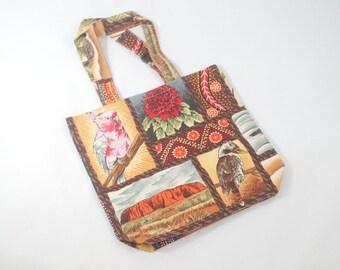 Small Project Bag - Australiana