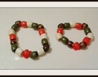 Parent Child Bracelets