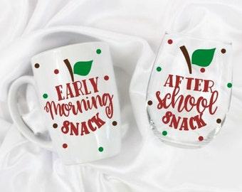 Teacher gifts christmas, personalized, Teacher Christmas gifts, gifts for teachers, new teacher gift, Teacher graduation gift