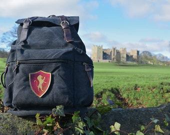 Gryffindor Backpack 3 badge choices