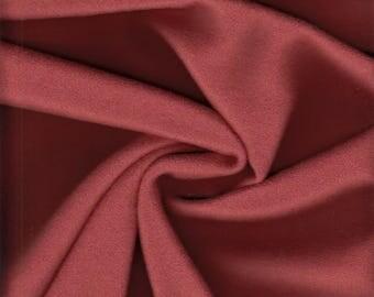 2.25 Yards Maharam/Kvadrat/Camira/Knoll Upholstery Fabric Wool Felt in Terracotta (FF15)