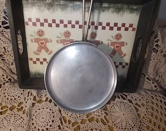 Pan, Magic-Ray Heavy Gauge  Aluminum Pan, Vintage Cooking Pan, Small Frying Pan, Camping Pan, Vintage Dishes, :)s*