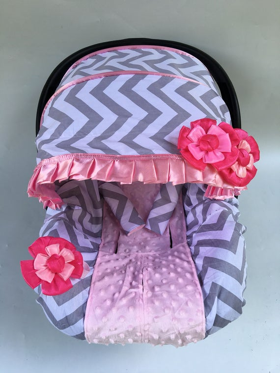 Chicco Pink Car Seat Cover