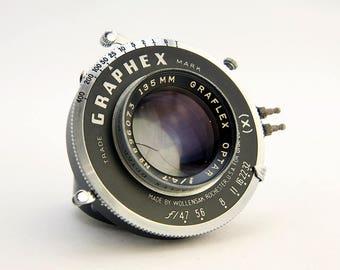 Graflex Optar f/4.7 135mm Lens
