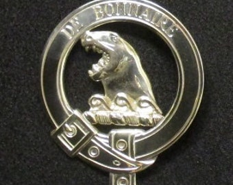 Beaton Scottish Clan Crest Badge
