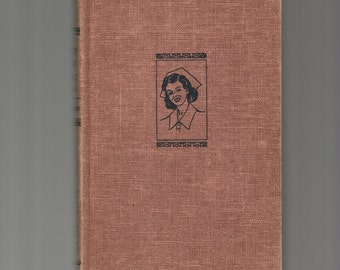 Cherry Ames Clinic Nurse by Julie Tatham  1952 Reading Copy