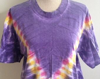 Vintage San Francisco Peace Sign Tie Dye Tshirt