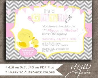 elephant baby shower invitation blue grey elephant baby shower  etsy, Baby shower invitations