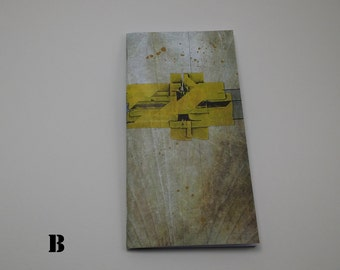 Fauxdori Traveler's Notebook Size Insert Lines Seconds