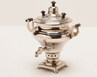 From Russia With Love 1974 -  Samovar For Making Tea - One of a Kind Display Piece or Unusual Trophy?