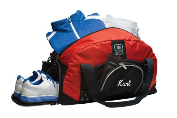 Personalized Gym Bag for Teen Boys