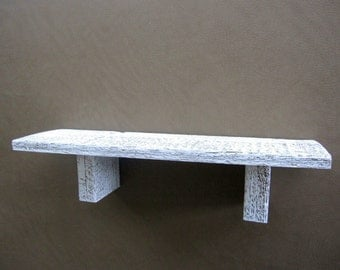 Barnwood  Whitewashed Shelf, Barnwood  Shelf, Barn Wood Shelf, Whitewashed Shelf, Shelf
