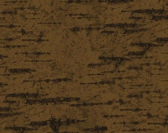 Majestic Outdoors Birch Dark Brown Riley Blake Designs - C 5575