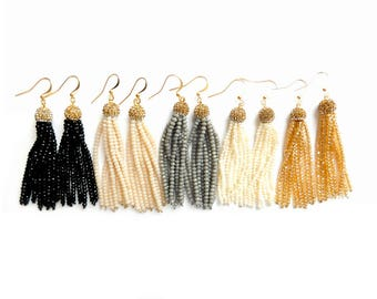 Berkley Tassel Earrings