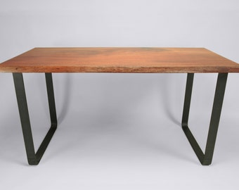 Hardman design build everything custom by for Dining table frame design