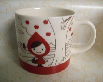Otogicco Red Riding Hood Coffee Mug/ Cup