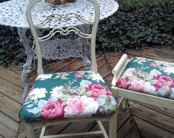Pretty petite vintage chair
