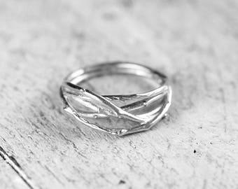 MULTI BRANCH ring | gold