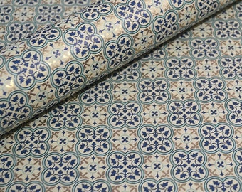 Italian Paper - Decorative Moroccan Style Pattern