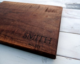 Personalized serving Gift for couple cutting board for wedding gift for mother of the bride gift for bride peronalized wedding present