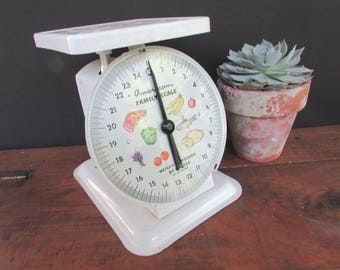 Kitchen Family Scale Vintage American Family Scale