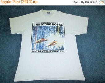35% OFF Vintage 1989 THE STONE Roses Promo T-shirt