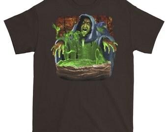 wicked warlock T shirt
