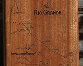 RIO GRANDE RIVER Map Fly ...