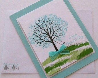 Tree of Life Mother's Day Card
