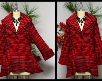Aristocratic, High end Jacket, Desiger jacket. Small to 3XL. Plus size jacket, Winter jacket.