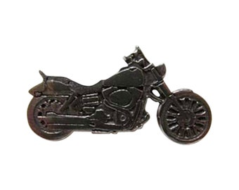 Motorcycle ~ Refrigerator Magnet ~ A243M