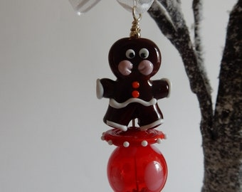 "Christmas decoration ""Gingerbread man"""
