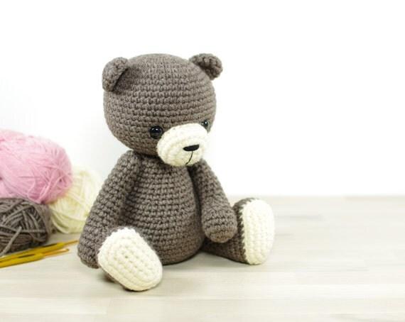 Amigurumi Joints : Amigurumi teddy bear
