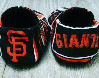 Sf Giants Baby Etsy