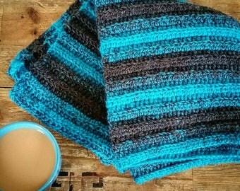 Blue Baby Afghan