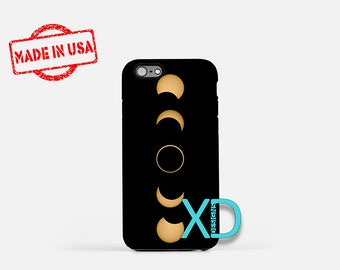 Eclipse iPhone Case, Astronomy iPhone Case, Eclipse iPhone 8 Case, iPhone 6s Case, iPhone 7 Case, Phone Case, iPhone X Case, SE Case New
