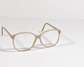 Bet-R-Vision Reading Glasses - 1970s Reading Glasses Vintage Eyeglass Frames - Readers - 70s Glasses 1.25