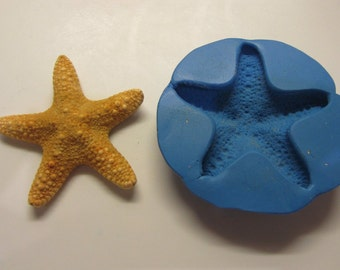 Star fish silicone mould