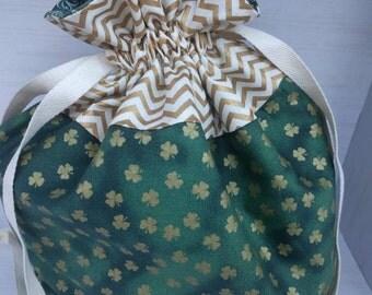 Pot O'Gold shawl sack