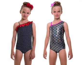 Gymnastics leotard pattern PDF, leotard sewing pattern, dance leotard pattern,  swimsuit sewing pattern, swimsuit pattern, LEOTARD#13