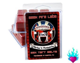 Harley's Funhouse Scented Wax Melts Harley Quinn