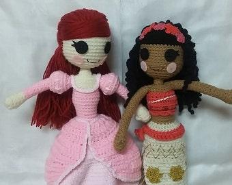 Disney Princess Doll