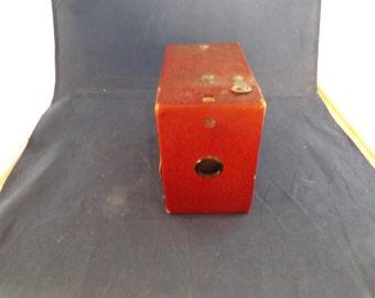 Vintage Antique Box Camera