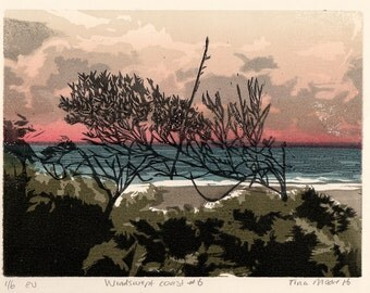 Windswept coast #6