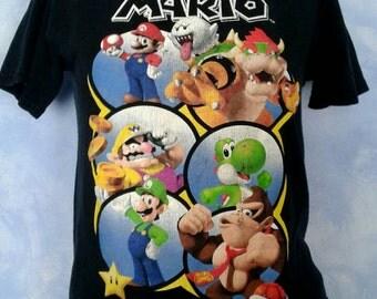 Vintage Super Mario Brothers Tee