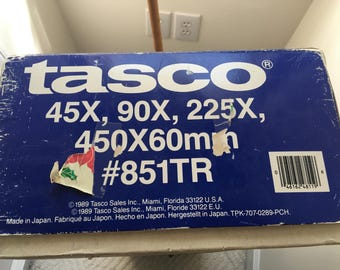 Telescope Tasco Made in Japan