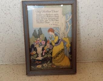 Mother Print 1926